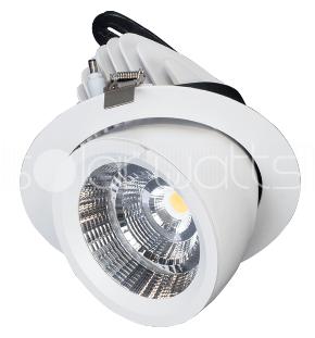 Lampa incastrata orientabila tip downlight 10W