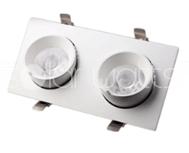 Lampa incastrata orientabila tip downlight 30W