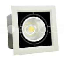 Lampa incorporabila tip grille light cu LED 9W