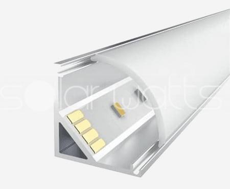 profile aluminiu benzi led lampi led